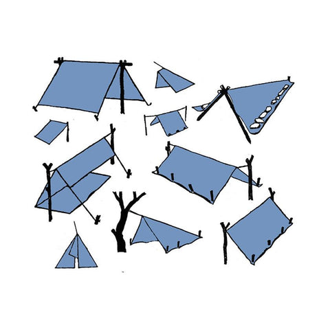 Tarp Setup Options