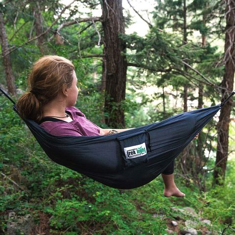 Compact Hammock Gear Loft For Hammock Camping Stuffed Animals & More