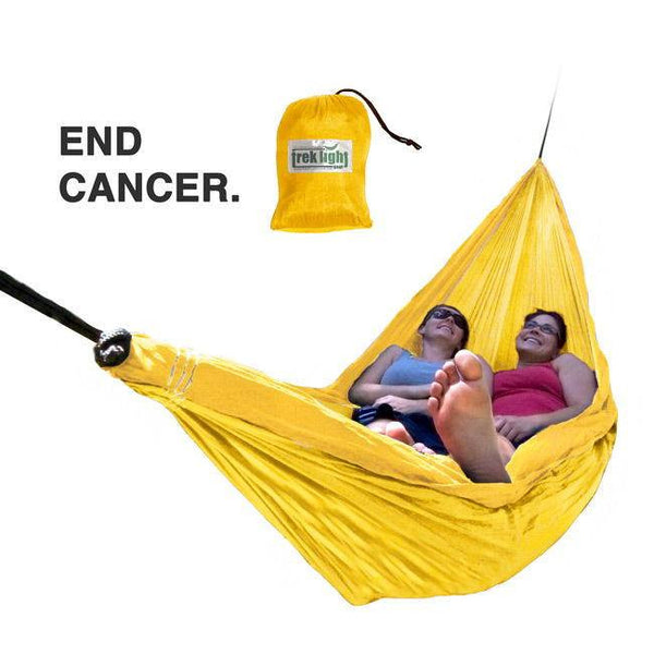Banana Hammock Fight Cancer With Trek Light Gear