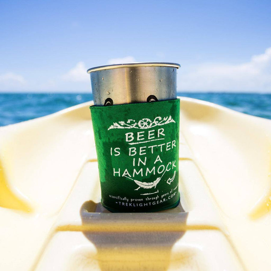Beer Is Better In A Hammock - Beer Hugger