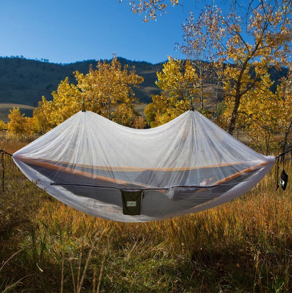 Bug Free Hammock Shield The Hammock Mosquito Net For