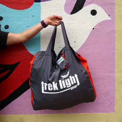Compact Reusable Tote Bag For Shopping & Everyday Use
