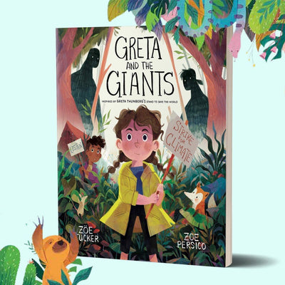 Greta And The Giants Book
