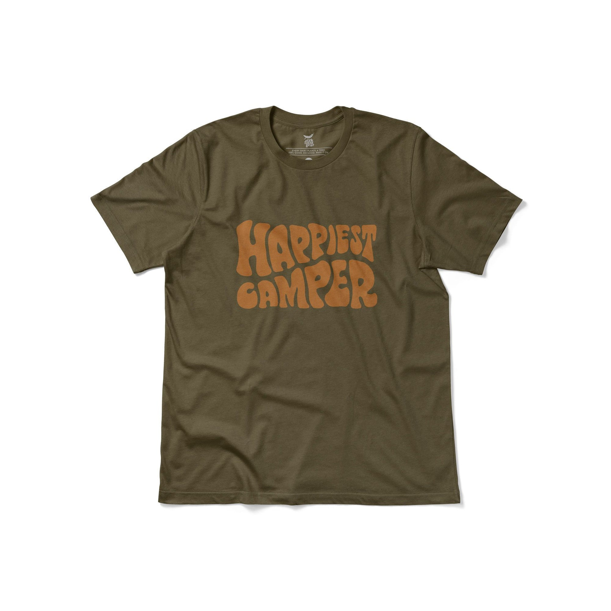 Happiest Camper Shirt