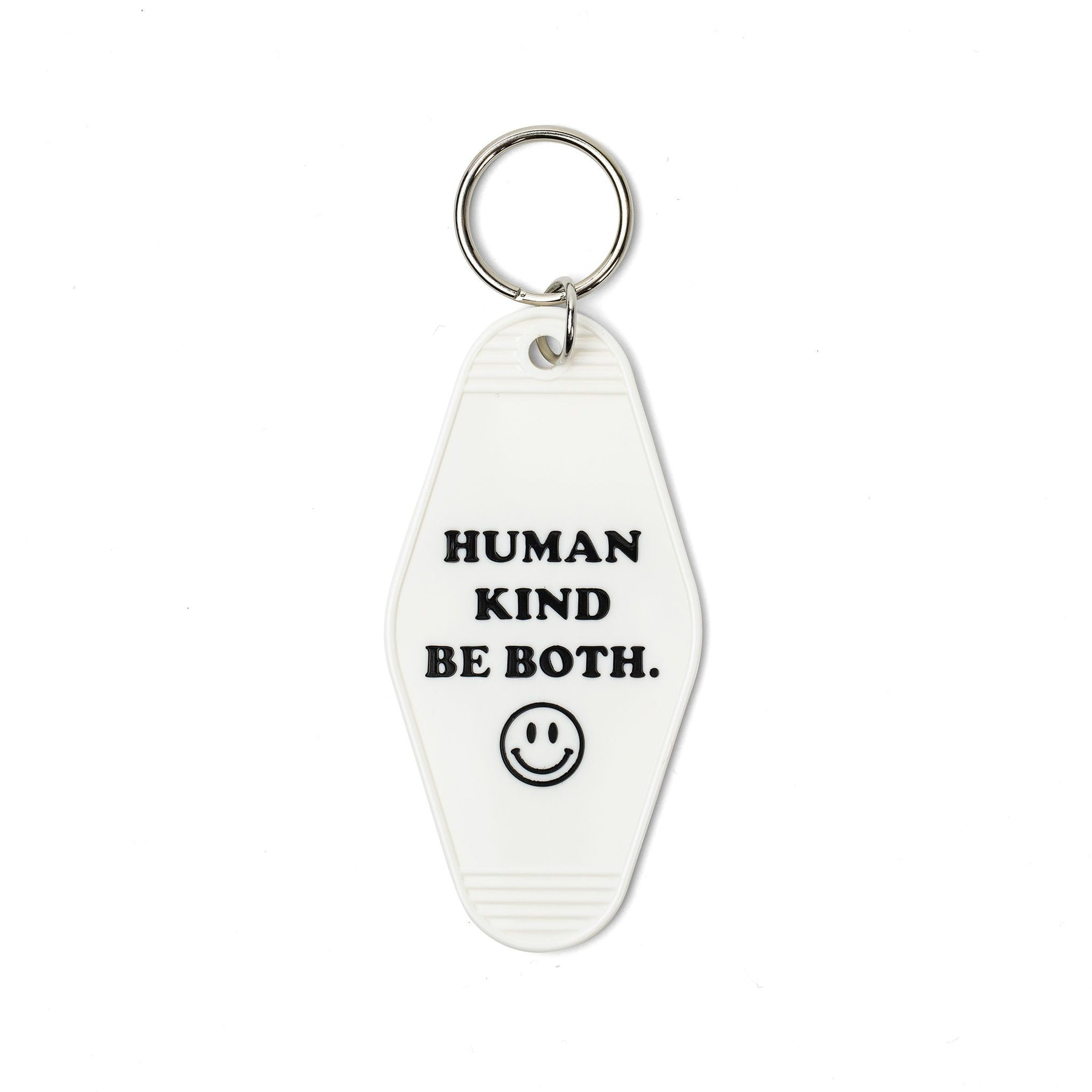 Human Kind Key Tag