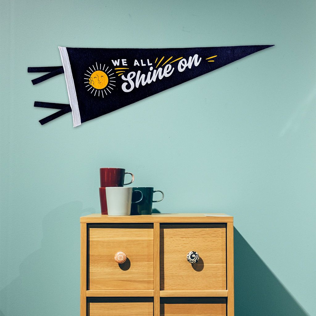 Shine On Pennant