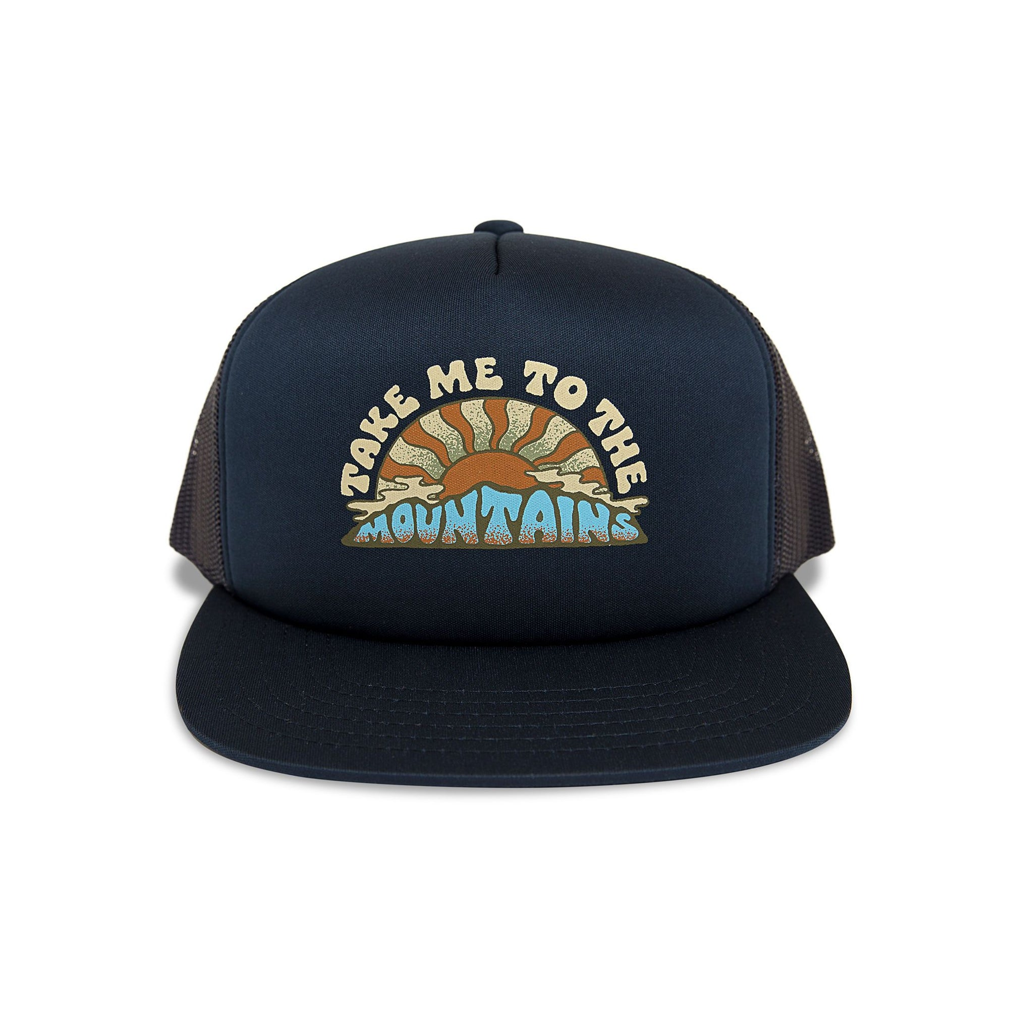 Take Me To The Mountains Hat