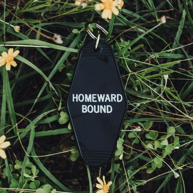 Homeward Bound Key Tag
