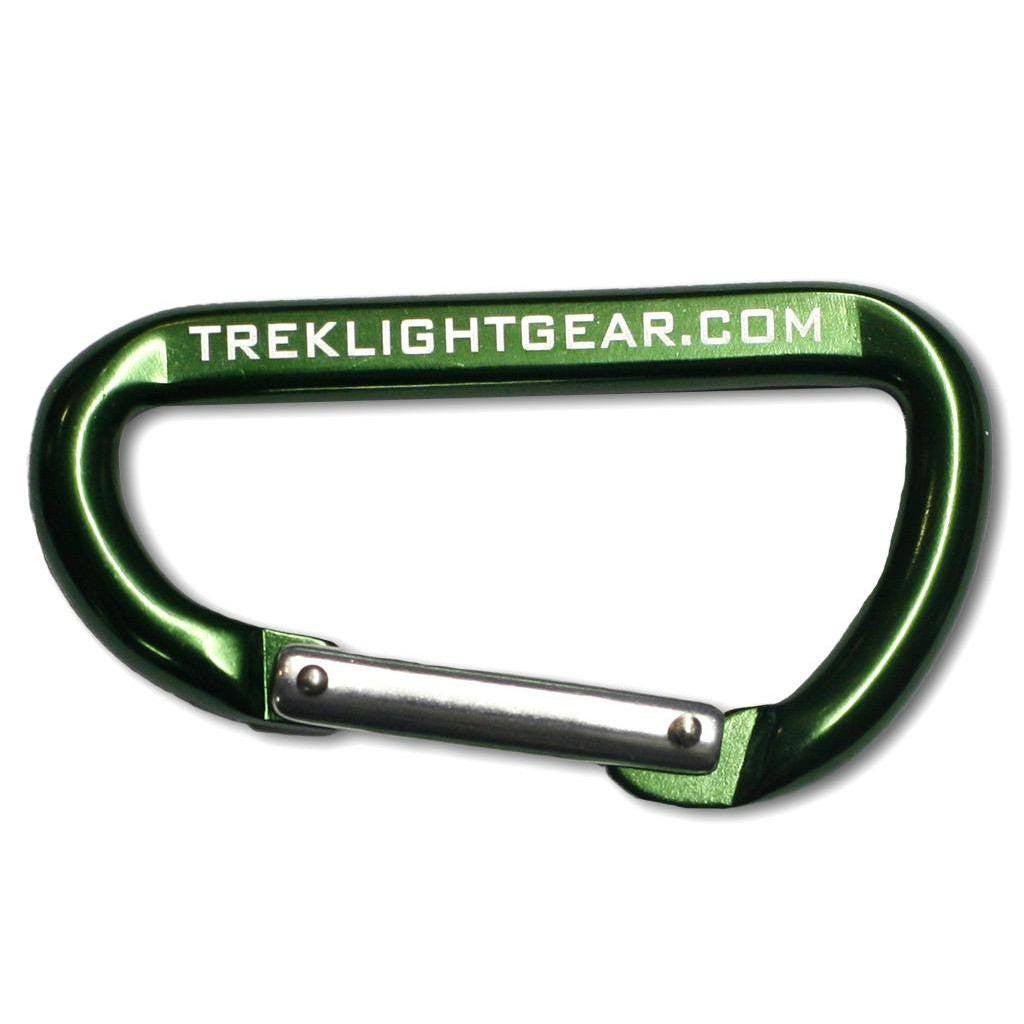 ultralight carabiners rated to 1100lbs perfect for your hammock