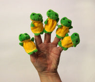 Five Little Frogs