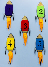 5 Little Rockets