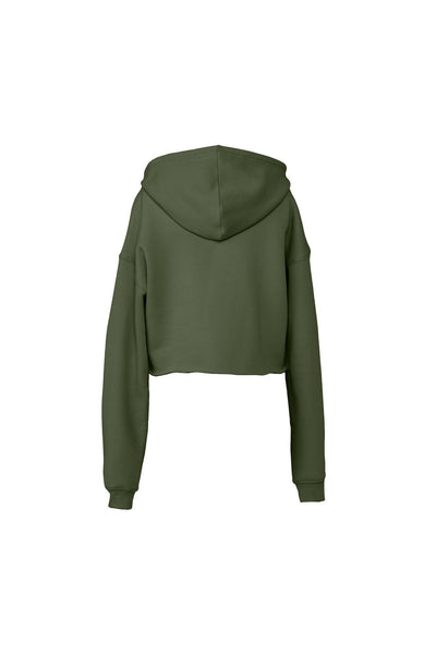 FEARLESS Women's Cropped Hoodie