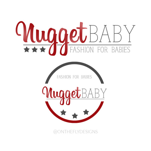 Nugget Baby Set - On The Fly