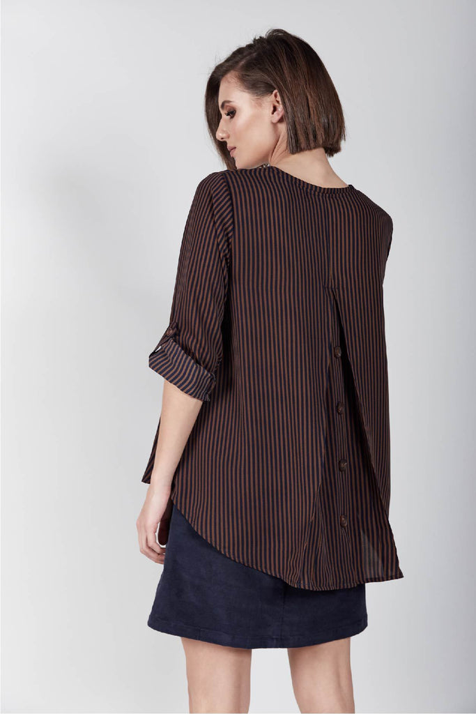 SAHARA NIGHTFALL STRIPE