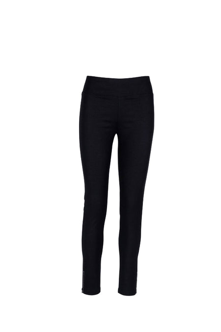 CROP KICKPLEAT LEGGING