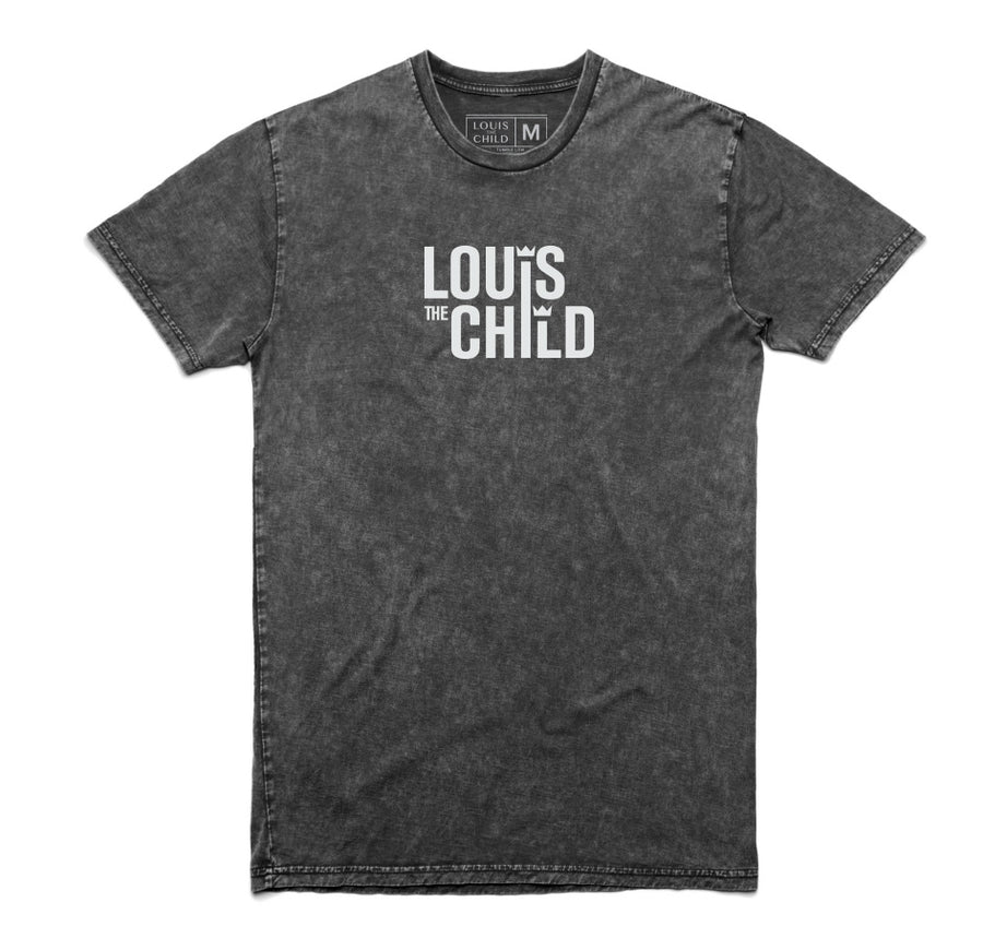 Louis The Child Acidwash Tee