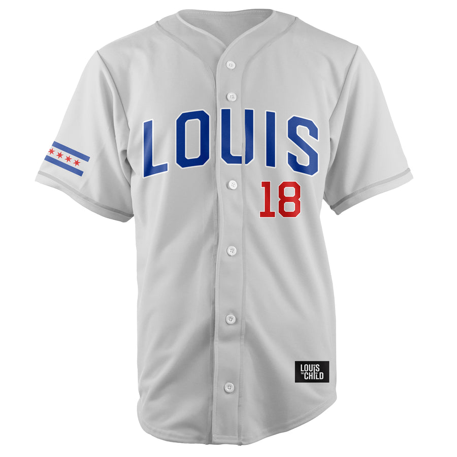 LTC Retro Chicago Baseball Jersey