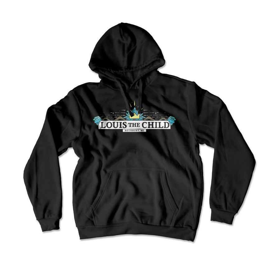 (LTD) Electric Forest Hoodie