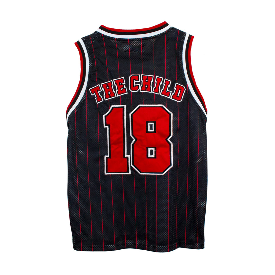 LOUIS Retro Basketball Jersey