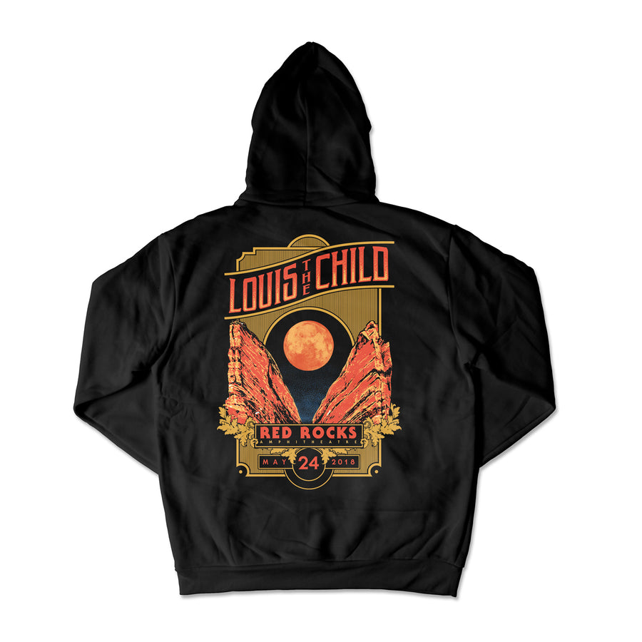 (LTD) Red Rocks Hoodie