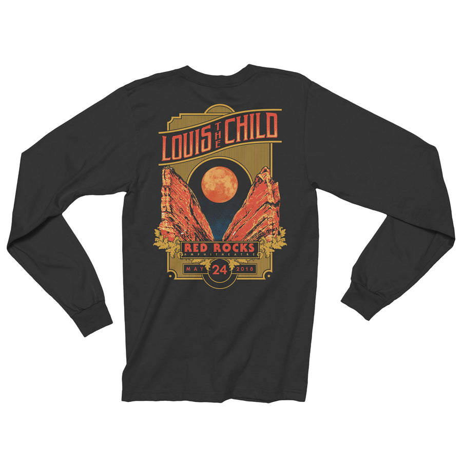 (LTD) Red Rocks Long Sleeve