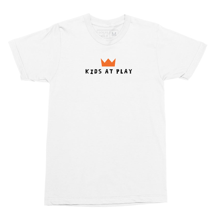 Kids At Play Logo Tee