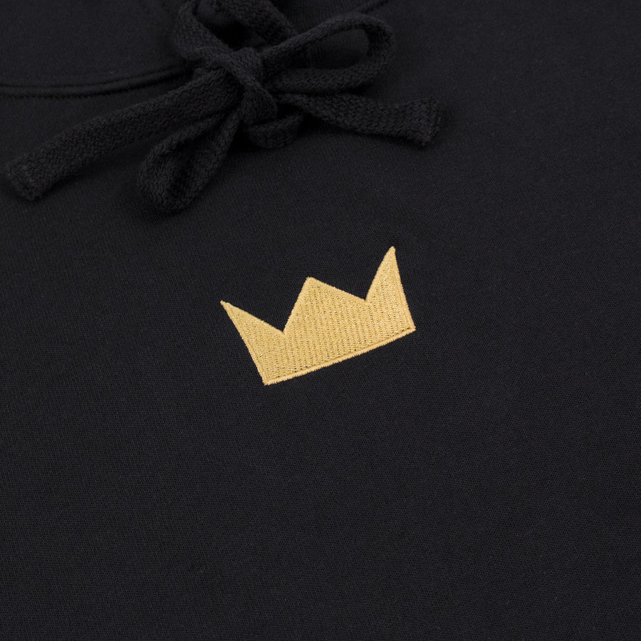 LTC Crown Embroidered Hoodie