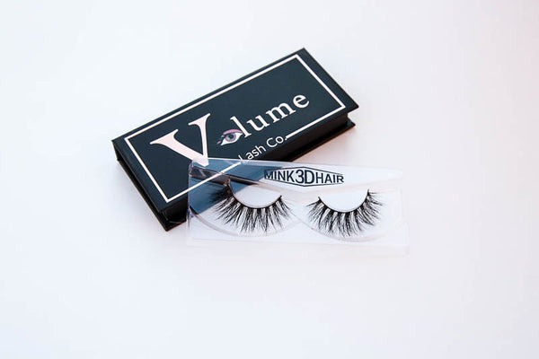 Kendall 3D Mink Lashes
