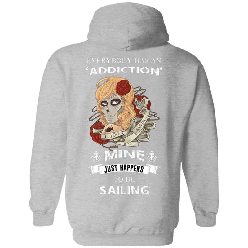 Nautical Men's Clothing Pullover Hoodie
