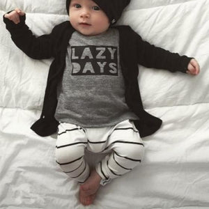 Lazy Days - 2 piece unisex set