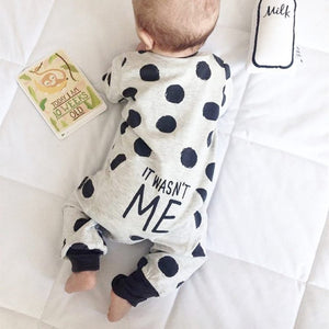 It Wasn't Me! - Unisex Romper Jumpsuit