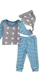 Little Star 'O' Mine - 3 piece boys set