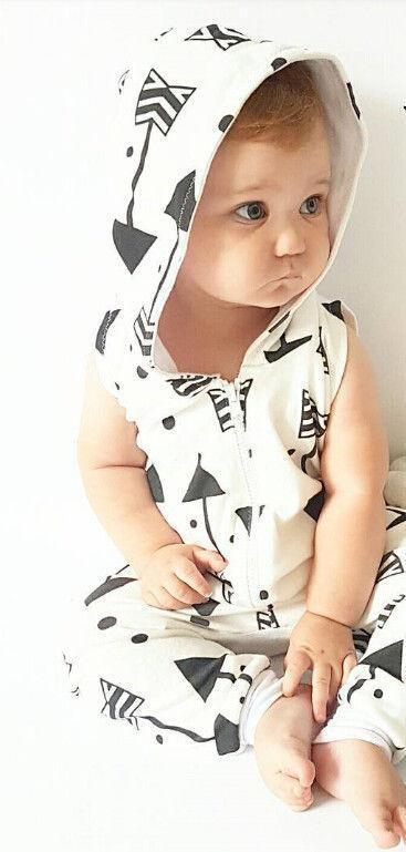 Arrow to my Heart - Unisex Romper Jumpsuit