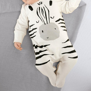 Sleeping Zebras - Unisex 2 Piece Set