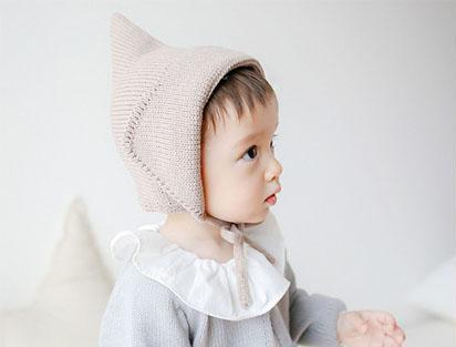 Pixie Little Me - Unisex Knitted Bonnet