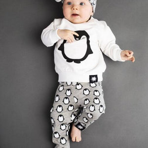 Little Penny Penguin - 3 Piece girls set