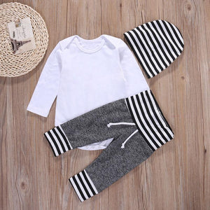 Stripes for Dayz - Unisex 3 Piece Set