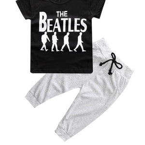 The Beatles Rock - Boys 2 Piece set