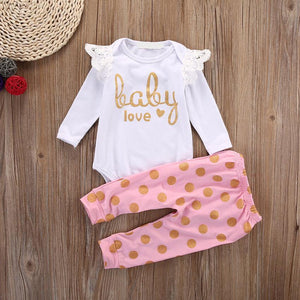 'O' My Baby Love - 2 Piece girls set