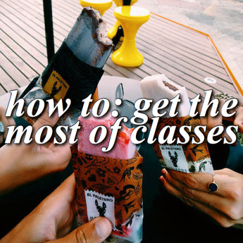 how to: get the most out of your classes