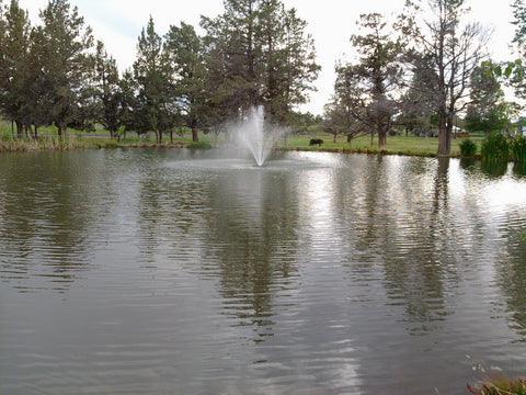 pond installation | redmond, oregon