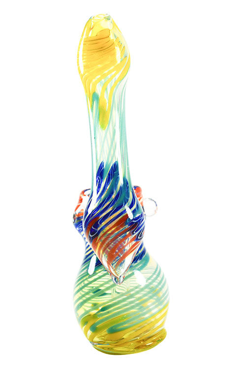 Glass Water Pipe Bubbler