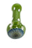 products/Green-Spotted-Spoon-Pipe-with-a-3D-Sunflower-Perc-4.5-2.jpg