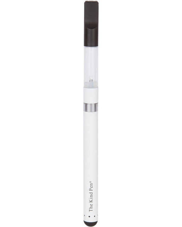White Thin Vaporizer Pen at smoknfly