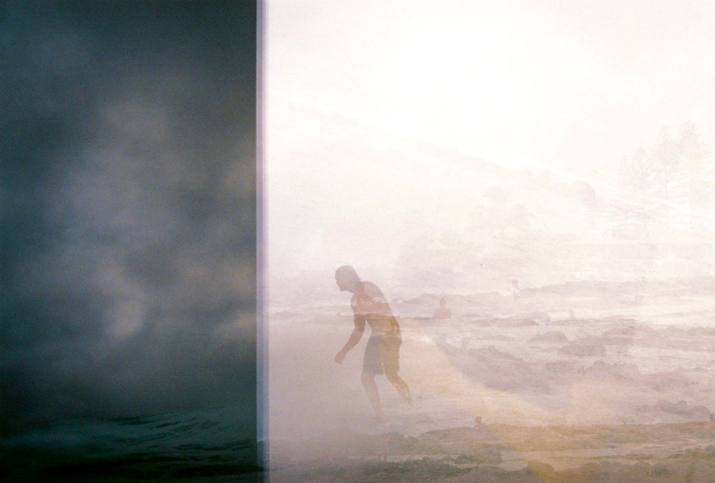 Nikonos and The Ocean by Chad Hampson