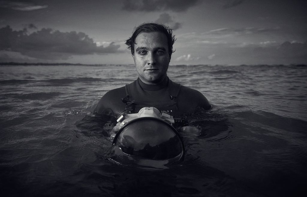 Ryan Marais - Finding Art In The Ocean
