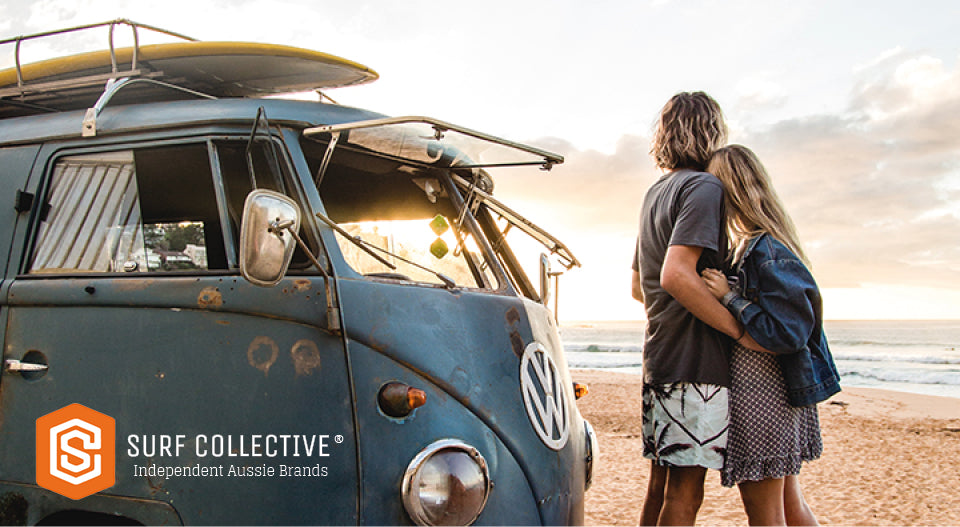 Surf Collective - home of independent Aussie brands