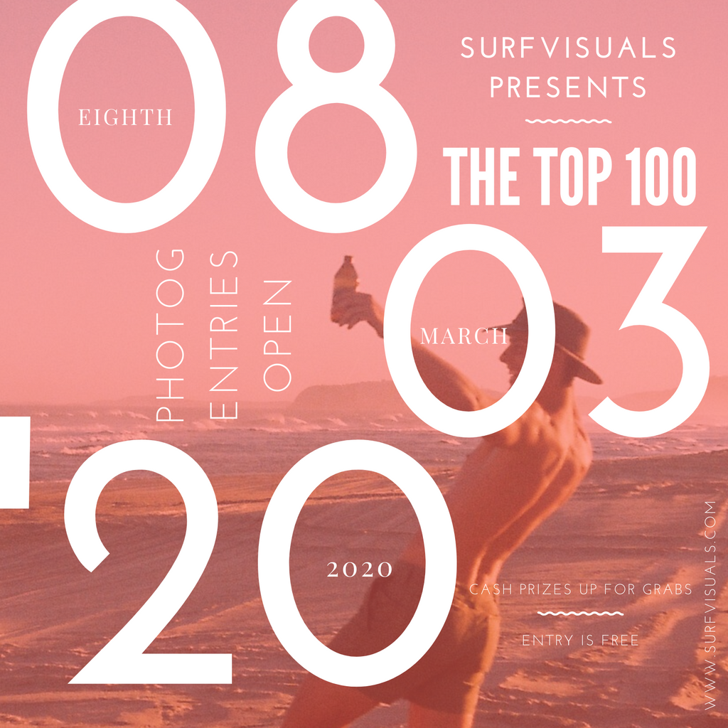 SurfVisuals Presents - The Top 100 Photographers As Voted By You
