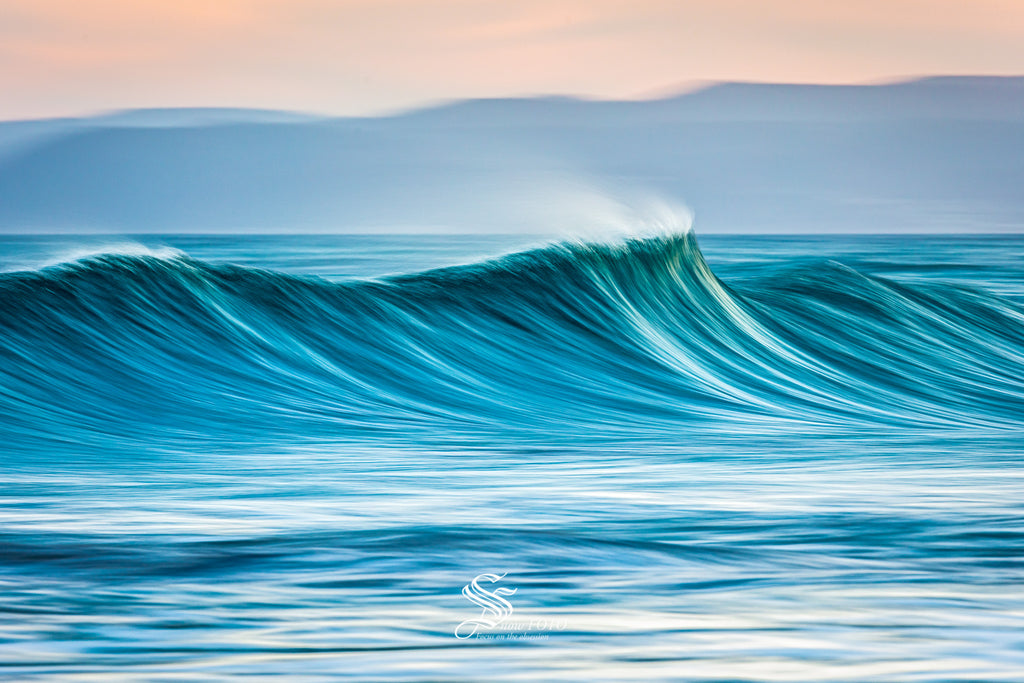 Ocean Motion by Adam Snow