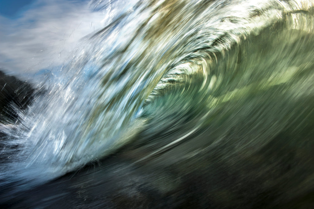 Barrel Blur by Shayne Stadnick